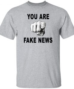 You Are Fake News T-shirt Katrina Pierson
